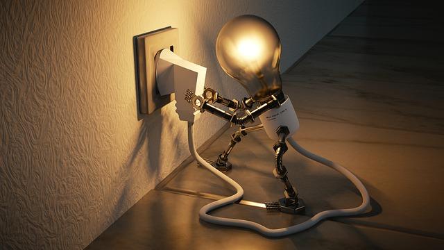 staande vloerlamp
