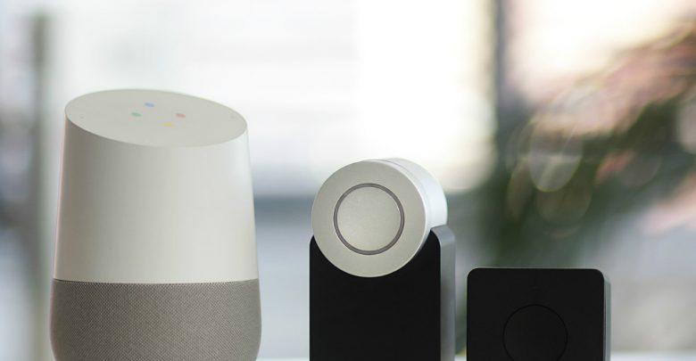 Google Home TV liften