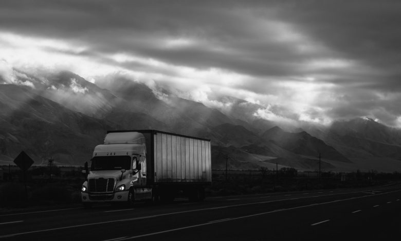 vrachtwagenverlichting