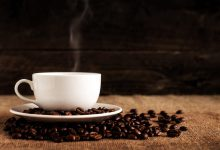 Photo of Koffie uit een uitstekende koffieautomaat