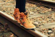 Photo of Even over schoenen